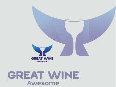 Logo For Great wine