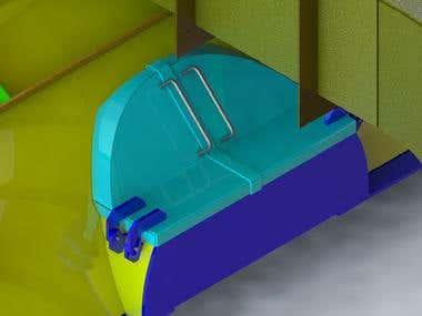 Tapa Skimmer - Siderurgia