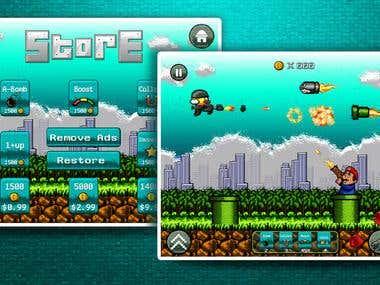 Pixel Art Game Graphics
