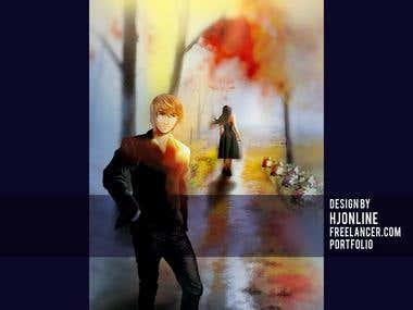 Illustrations / Concept Art / Character Design /Comic/Manga
