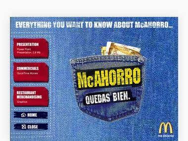 MC AHORRO | PRESENTATION DESIGN