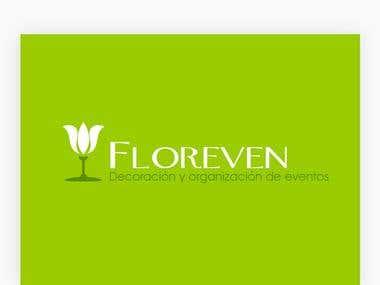 FLOREVEN | LOGOTYPE BRANDING