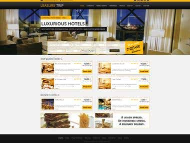 Kayak like Mobile App (Android + IOS)development for Hotel