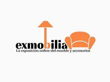 EXMOBILIA | LOGOTYPE BRANDING