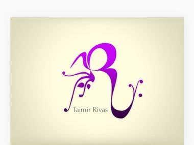 TAIMIR RIVAS | LOGOTYPE BRANDING