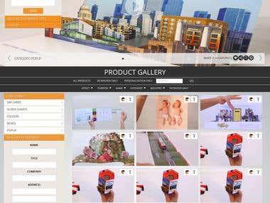 PSD to HTML (Responsive Webdesign)