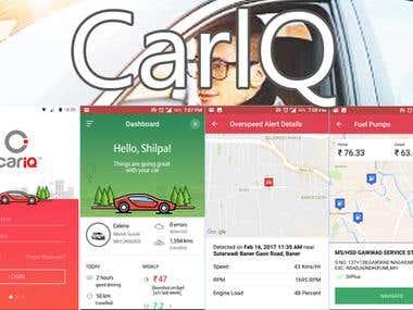 CarIQ iOS App