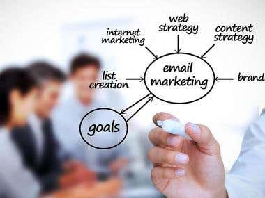 I Will do Email Marketing Campaign