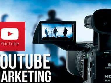 I Will Do Youtube Promotion By Social Media Marketing