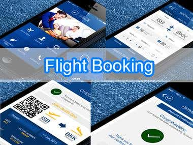 Flaght Booking App
