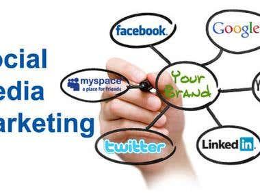 I Will Build Social Media Marketing