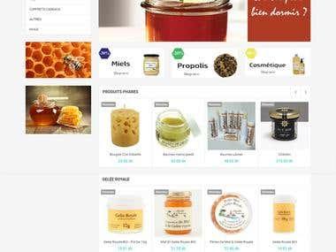 Prestashop (e-commerce)