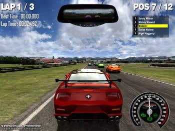 Unity 3D Car Racing