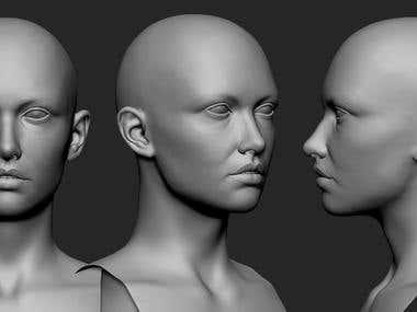 Character Artist/3D