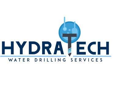 Davao Hydratech Water Drilling Services Logo