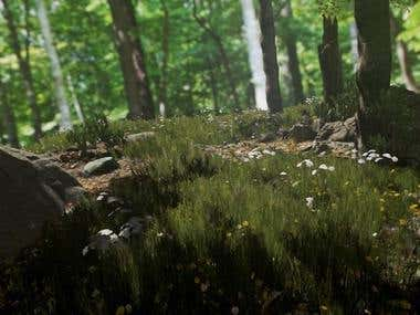 VR Forest