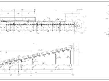 Tekla modeling steel str./Russia 2012