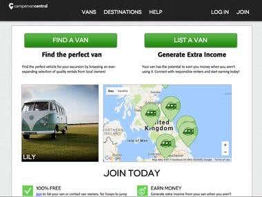 CampervanCentral.com