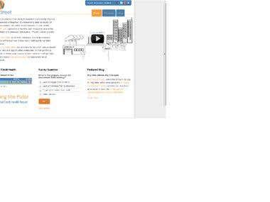 Wainstreet.com - Joomla Based Website