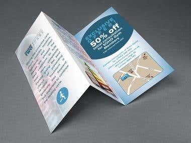 Chiropractor Brochure