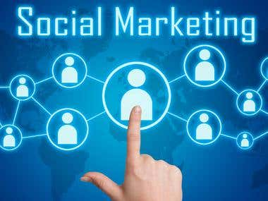 All Kind of Social Media Marketing