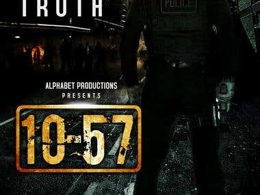"Trailer for a movie ""10-57"""