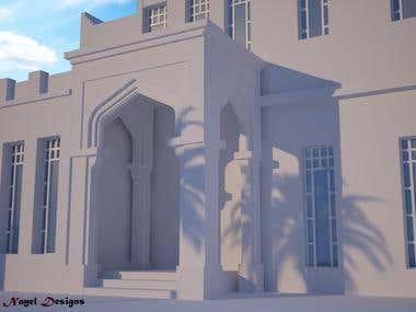 Gulf villa