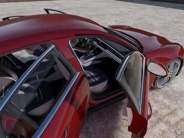 VR Car Showcase