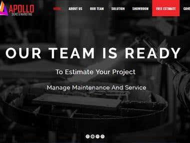 Apollo Signs & Marketing - Website Design & Development