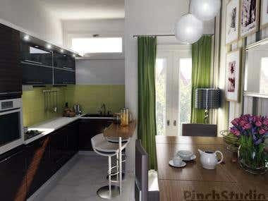 arhitecturalVisualisation&modeling