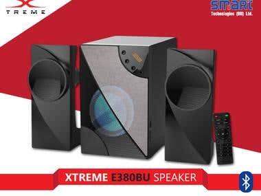 Xtreme Speakers BD