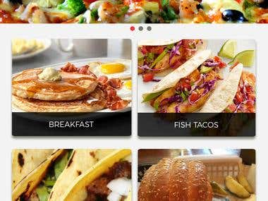 Food Delivery App(Android,iOS)