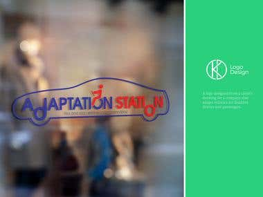 Adaptation Station Logo