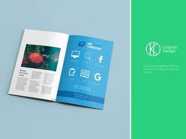 Ebb and Flow Magazine Advertisement