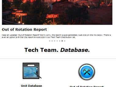 Custom SharePoint (online) Site development