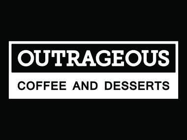 Designing logo for a Coffee Shop