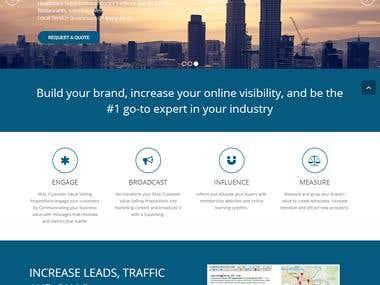 Build a Website (Copy another website)