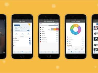 Enrich iOS App
