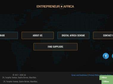 Entrepreneurs in Africa