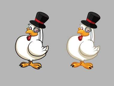 Sr. Chicken