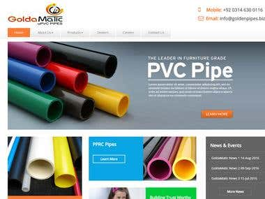Golda Matic uPVC Pipes