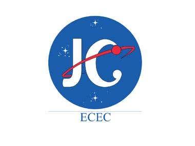 Logotipo: Jornada de Ciências da Escola ECEC
