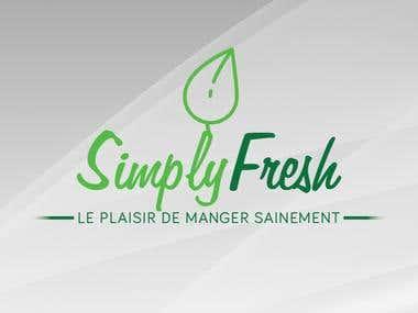 Simply Fresh Logo Design