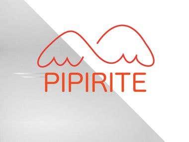 Piprite Logo Design