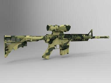 united sniper