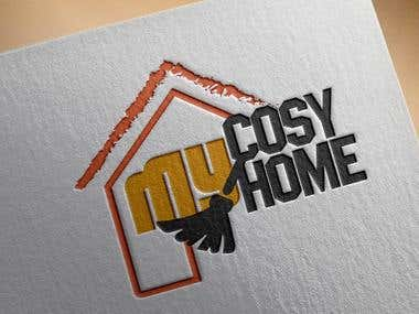 Logo Design for my cosy home