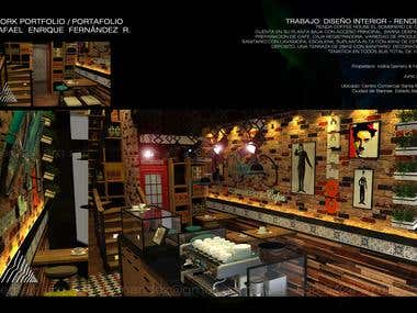 TIENDA COFFEE HOUSE EL SOMBRERO DE COPA.