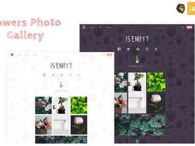 Flowers Photo Gallery