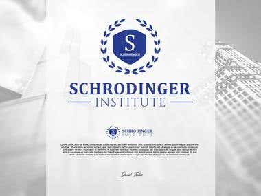 Recreate logo for SCHRODINGER Institute