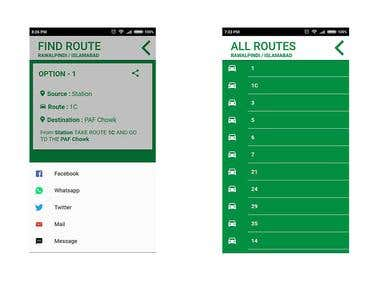 PK Travel App